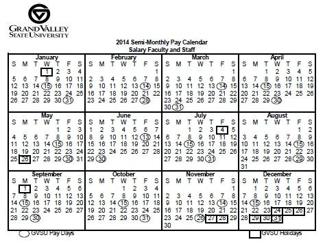 ... 58kB, Federal Payroll And Holiday Calendar 2015 | Calendar 2014-2015
